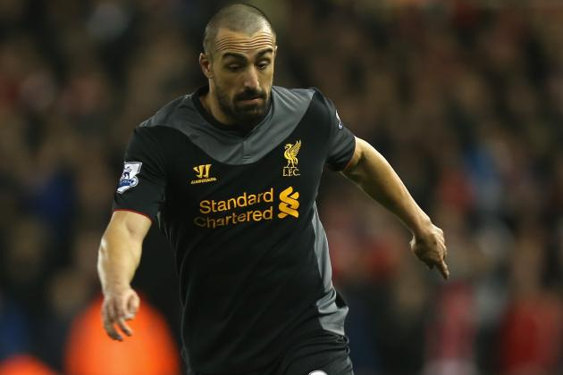 Why Liverpool Must Sell Left-Back Jose Enrique This Summer