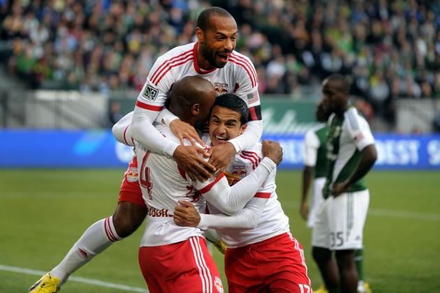 10 Best MLS Goals of 2013 So Far