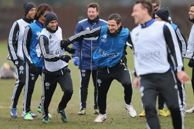 World Football Gossip Roundup: Frank Lampard, Wayne Rooney, Thiago Silva