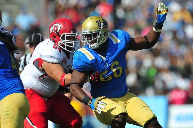 Datone Jones: Video Highlights for Former UCLA DE