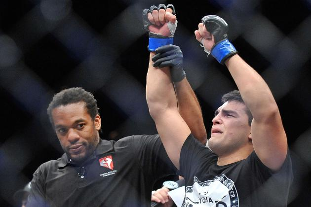 TUF 17 Finale Results: Matches to Make for Main Card Fighters