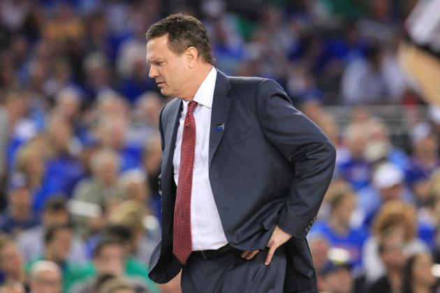 Kansas Basketball: Bill Self's 5 Biggest Concerns for 2013-14 Season