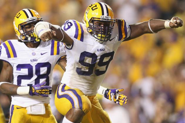 Sam Montgomery: Video Highlights for Former LSU DE