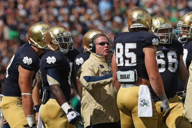 Notre Dame Football: Brian Kelly's Must Have 2014 Recruits