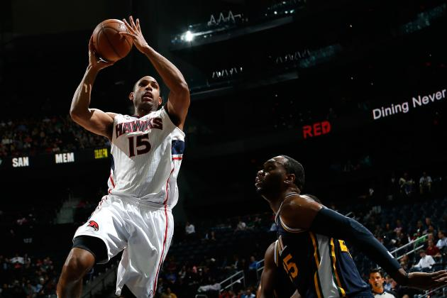 Al Horford Talks NCAA Tournament, Atlanta Hawks Playoffs, Josh Smith and More