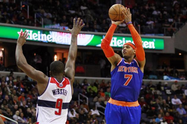 NBA Picks: Washington Wizards vs. New York Knicks