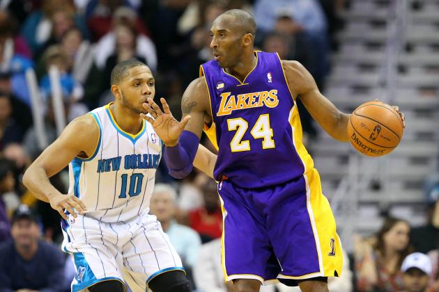 NBA Picks: New Orleans Hornets vs. Los Angeles Lakers