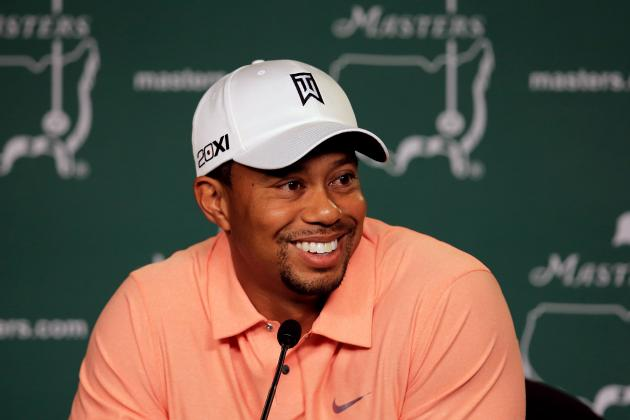 PGA Tour's Hottest and Coldest Golfers Heading into Week of April 9