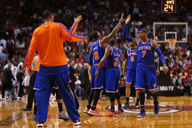 Events That Drastically Changed Course of New York Knicks' Season