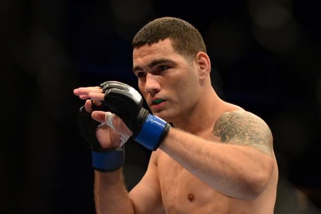3 Reasons to Believe Chris Weidman Has Anderson Silva's Number
