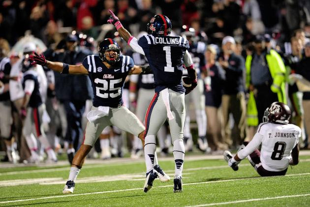 Ole Miss Football: 2013 Spring Football Winners and Losers