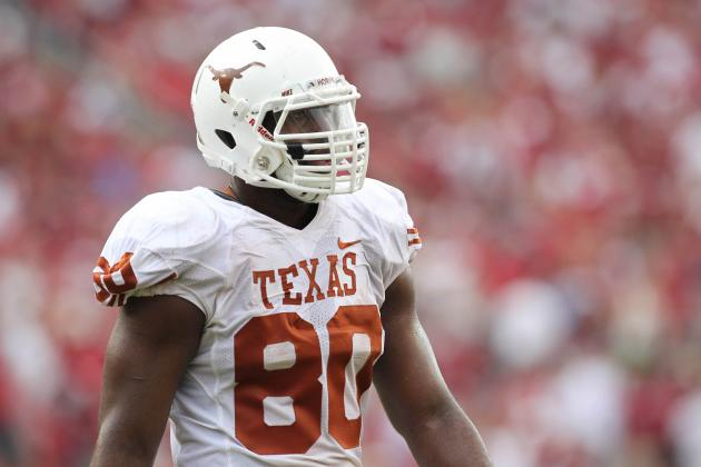 Alex Okafor: Video Highlights for Former Texas DE
