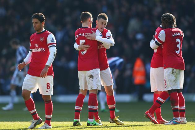 Arsenal: 5 Biggest Positives from the Gunners' 2012-13 Season