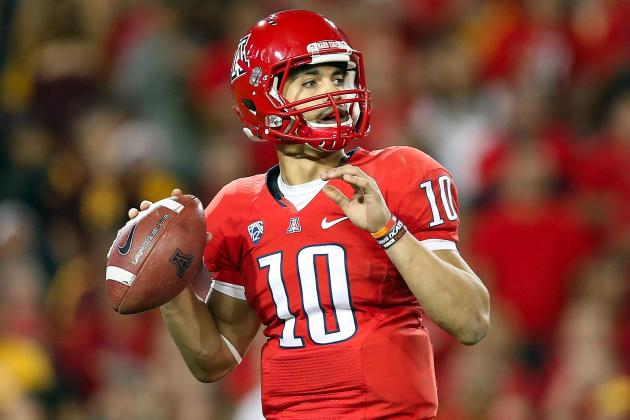 Matt Scott: Video Highlights for Former Arizona QB