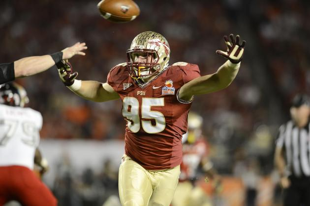 Bjoern Werner: Video Highlights for Former Florida State DE