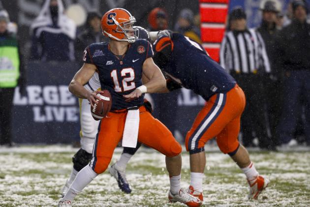 Ryan Nassib: Video Highlights for Former Syracuse QB