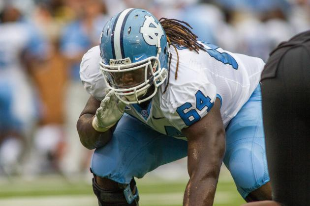 Jonathan Cooper: 5 Things You Need to Know About the North Carolina OG