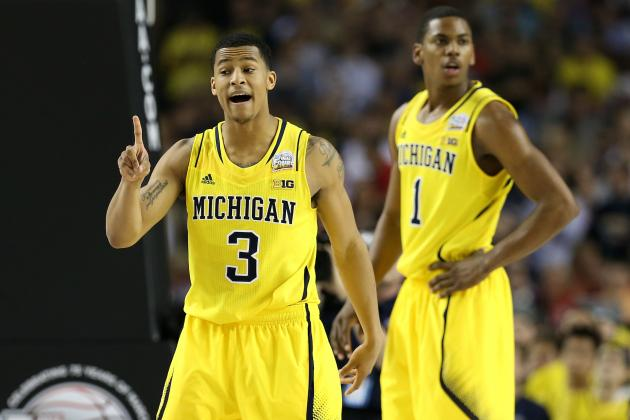 Michigan Basketball: Who Should Stay and Who Should Head to NBA?