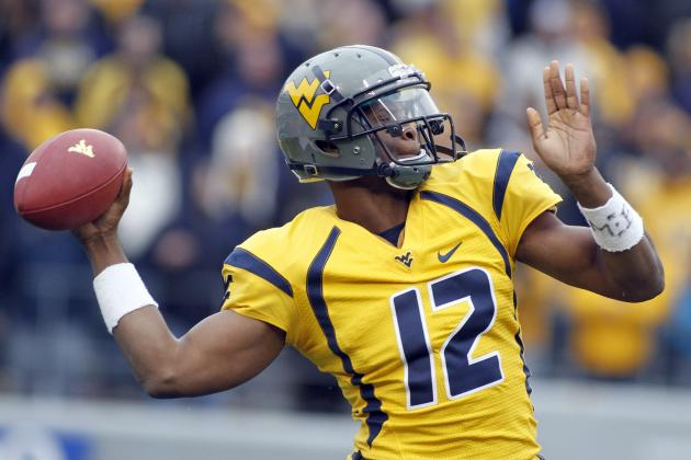 Geno Smith: Video Highlights from Former West Virginia QB