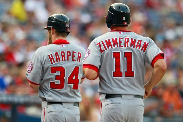 Washington Nationals: 4 Players Who You Want Up Most with the Game on the Line