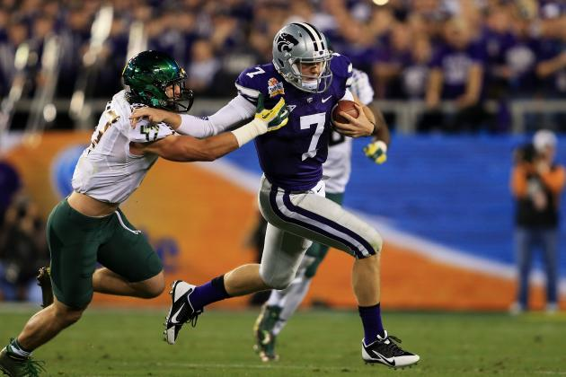 NFL Draft 2013: Why Collin Klein Is an Underrated Impact Player