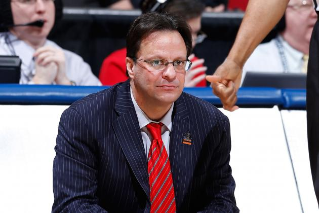 Indiana Basketball: Tom Crean's 5 Biggest Concerns for 2013-14 Season