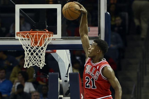 Toronto Raptors vs. Chicago Bulls: Postgame Grades and Analysis for Chicago