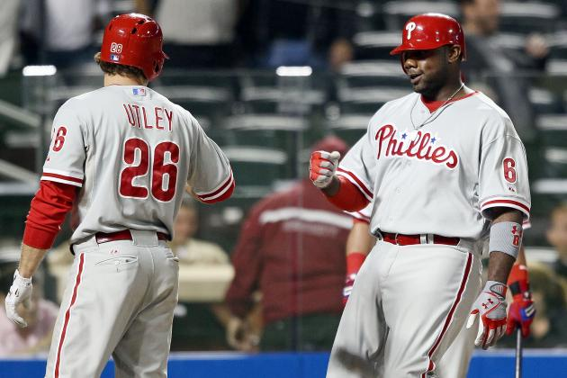 Philadelphia Phillies: 5 Players Who You Want Up Most with the Game on the Line