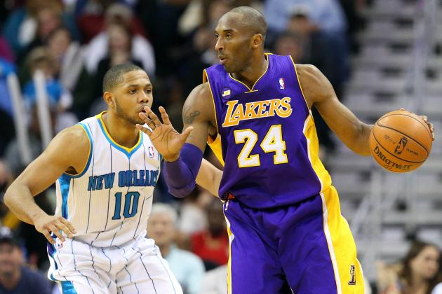 New Orleans Hornets vs. LA Lakers: Postgame Grades and Analysis for LA