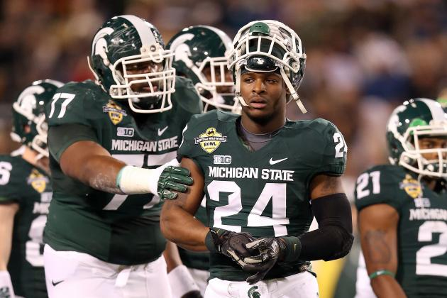 Le'Veon Bell: Video Highlights of the Former Michigan State RB
