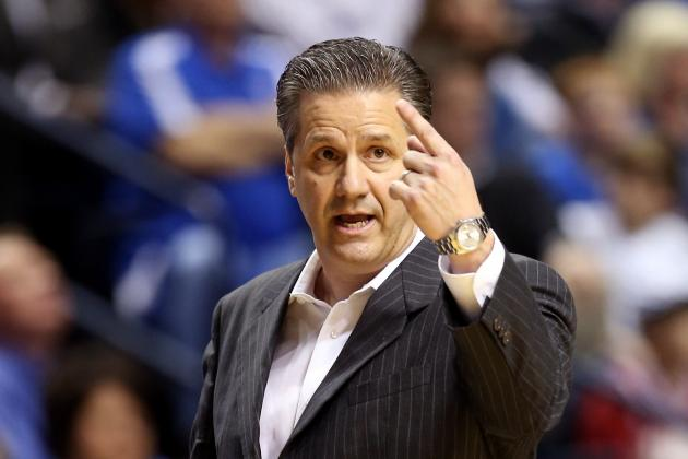 Kentucky Basketball: John Calipari's 5 Biggest Concerns for 2013-2014 Season