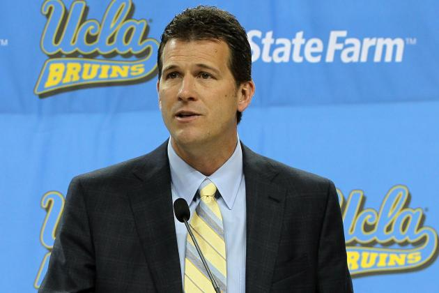 UCLA Basketball: Projecting the 5 Biggest Changes Steve Alford Will Make