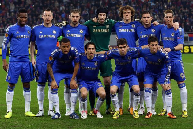 Chelsea: Picking the Blues XI to Take on Rubin Kazan