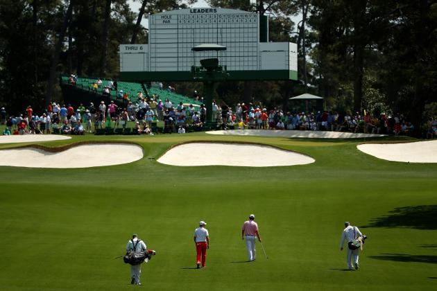 2013 Masters Predictions: Last-Minute Picks and Projections