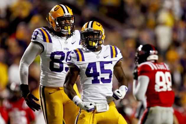 LSU Football: Week 3 Spring Practice Stock Report
