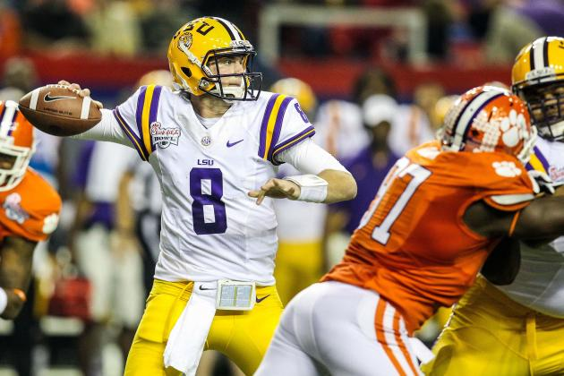 Adjustments Each Starting SEC QB Must Make in 2013