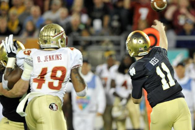 Brandon Jenkins: Video Highlights for Former Florida State OLB