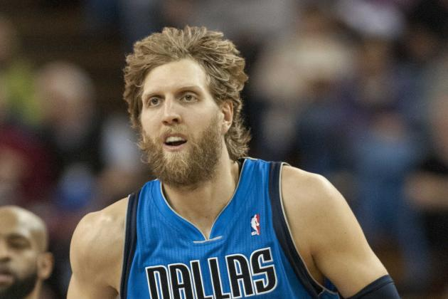 NBA Teams Who Should Offer Trade for Dallas Mavericks' Dirk Nowitzki