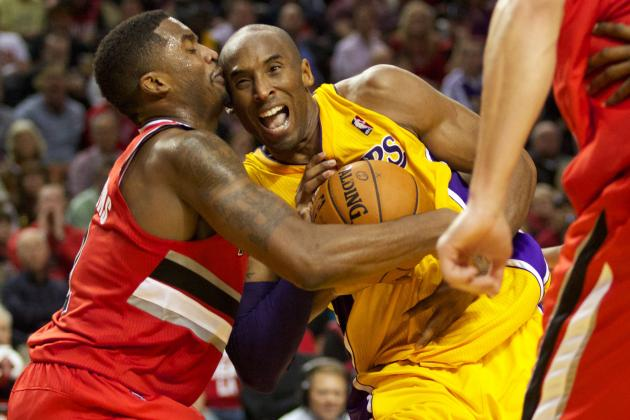 NBA Picks: Los Angeles Lakers vs. Portland Trail Blazers