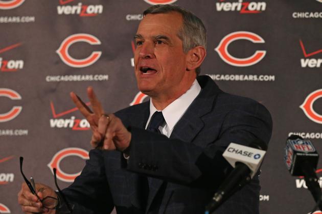 Chicago Bears 2013 NFL Mock Draft