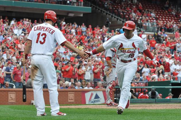 5 Takeaways from the First Cardinals-Reds Rivalry Clash of 2013