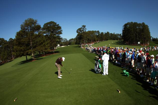 Masters Field 2013: Players in Line to Capture First PGA Major
