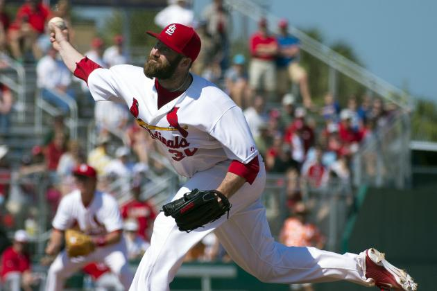 Top Options for the Cardinals to Replace Injured Closer Jason Motte