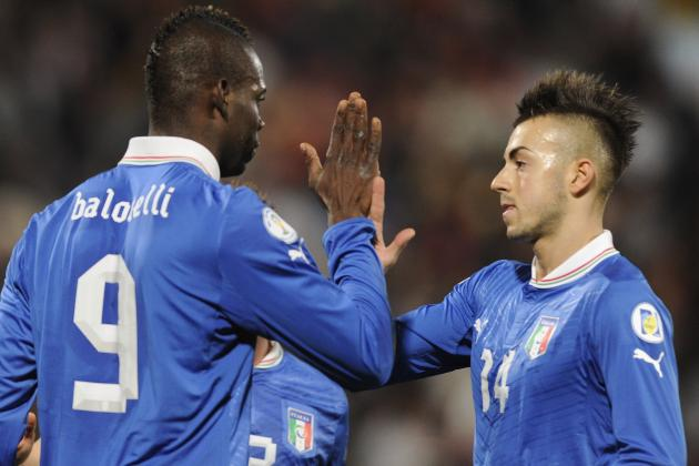 Italy: Why Balotelli and El Shaarawy Make Them World Cup Contenders