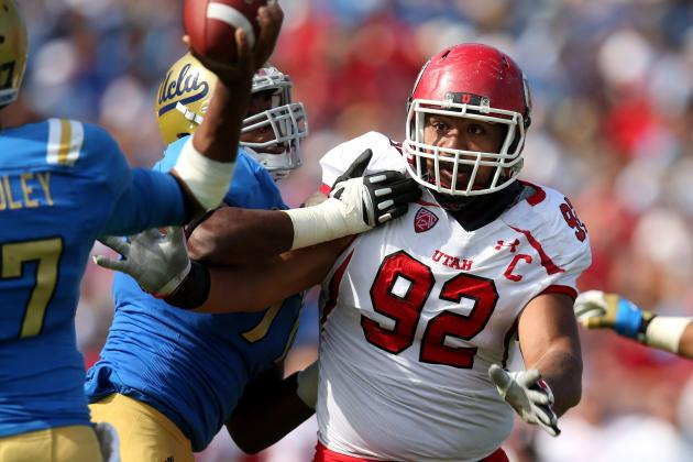 Star Lotulelei: 5 Things You Need to Know About the Utah Defensive Tackle