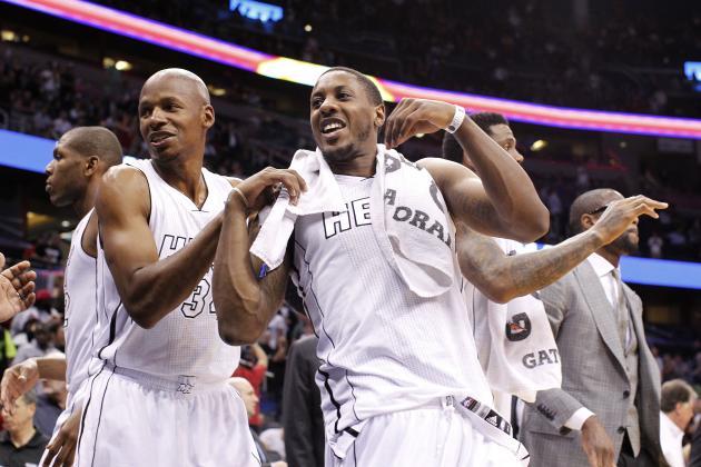 Miami Heat vs. Washington Wizards: Postgame Grades and Analysis for Miami