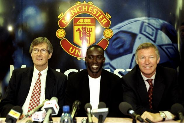 5 Biggest Money Transfers in Manchester United History