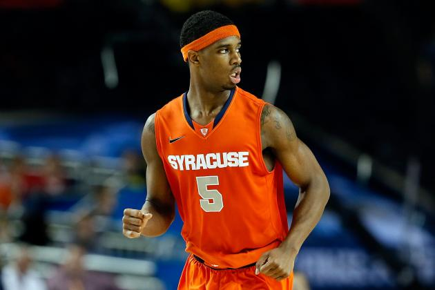 Syracuse Basketball: Projecting the Orange's 2013-14 Rotation