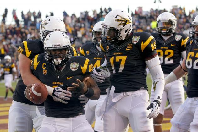 Arizona State Football: New Depth Chart for Spring Game and Beyond