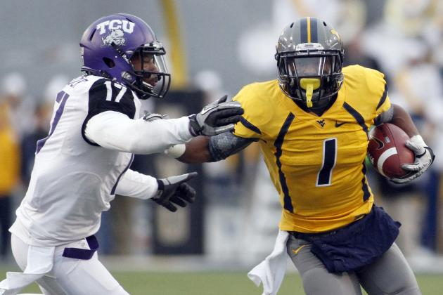 Tavon Austin: 5 Things You Need to Know About the West Virginia WR